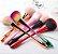 Pincel de Blush Multicolor Elecool - Imagem 1