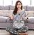 Pijama Feminino Pernalonga - Imagem 1