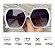 Óculos de Sol Feminino Vintage - Imagem 9