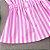 Vestido Tal Mãe Tal Filha Pink - Imagem 5