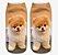 Meia Feminina 3D Dogs - Imagem 1
