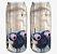Meia Feminina 3D Dogs - Imagem 4