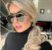 Óculos de Sol Feminino Aviador Glamour - Imagem 1