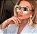 Óculos de Sol Feminino Aviador Glamour - Imagem 3