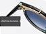 Óculos de Sol Feminino Redondo - Imagem 7