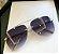 Óculos de Sol Feminino Aviador Luxo - Imagem 1