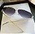 Óculos de Sol Feminino Aviador Luxo - Imagem 6