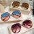 Óculos de Sol Feminino Strass - Imagem 5