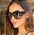 Óculos de Sol Feminino Quadrado Grande - Imagem 1