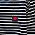 Camiseta Feminina Love Listrada - Imagem 6