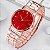 Relógio Feminino Diamante Dial - Imagem 5