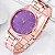 Relógio Feminino Diamante Dial - Imagem 4