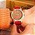 Relógio Feminino Madeira Listrada - Imagem 2