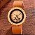 Relógio Feminino Planta Amadeirado - Imagem 2