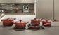 Jogo de Panelas Para Cooktop de Indução Brinox   - Imagem 1