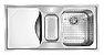 Cuba Tripla Franke  Smart SRX670 100x50x18cm Com Acessórios - SHOWROOM  - Imagem 1