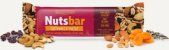 Nuts Bar Castanhas e Frutas Zero Açúcar (25g) - Imagem 1