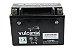 Bateria Vulcania YTX9-BS |12V - 8Ah| CB500 / VT600C Shadow / CB600 / CBR900RR / XJ/XT 600 / XTZ660 / VZ400 Burgman / GSX-R750 / FR900 / ZX750K / KTM 400/620/640 / DAFRA Smart, Laser, Kansas 150 - Imagem 1