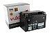Bateria Vulcania YTX9-BS |12V - 8Ah| CB500 / VT600C Shadow / CB600 / CBR900RR / XJ/XT 600 / XTZ660 / VZ400 Burgman / GSX-R750 / FR900 / ZX750K / KTM 400/620/640 / DAFRA Smart, Laser, Kansas 150 - Imagem 3