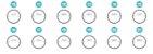 Anel de Prata Feminino Corações com Detalhe em Microzircônias - Imagem 3