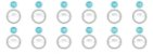 Anel de Prata Feminino Aparador com Microzircônias I - Imagem 3