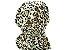 Lenço Quimioterapia Beanie Animal Print - Imagem 2