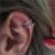 Piercing Fake Ródio Duo - 1PÇ - Imagem 2