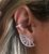 Brinco Ear Cuff Shine - Ródio - Imagem 3