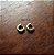 Mini Argolinhas Skinny - Ouro - Imagem 3