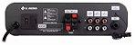 Amplificador SA100BT NCA ( Bluetooth ) + 1 PAR Caixa SP400 PRETA - Imagem 3
