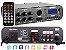 Amplificador NCA SA100BT ST Bluetooh + Par de caixa JBL C321P - Imagem 4
