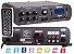 Amplificador NCA SA100BT Bluetooh + 4 Caixas Gesso  JBL 6CO1Q - Imagem 2