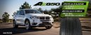 Jogo Pneus 285/35R22 e 315/30R22 AZ850 - BMW X5 e X6 - Imagem 1