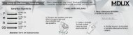 Pulseira Masculina de Pedra Obsidiana 194  Steve Jobs | M-DUX - Imagem 5