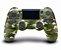 Controle Dualshock 4 - Camuflado Verde - Imagem 1