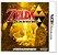 The Legend of Zelda: A Link Between Worlds -  Usado  - 3DS - Imagem 1