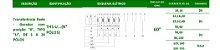 Chave Rotativa THS Embutir Transferencia U3 - Imagem 2