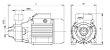 Bomba Anauger Periferica AGP 370 - Imagem 2