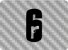 Skim Touch Pad Carbono Prata Rainbow Six - Ps4 - Imagem 1