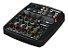 Mesa De Som Custom Sound Cmx 4c - Mixer Black - Imagem 2