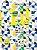 Body Marlan Manga Longa Emoji Copa do Mundo Branco - Imagem 2
