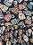 Vestido Quimby Infantil Longa Algodão Preto - Imagem 3