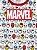 Body para Bebê Marlan Curta Marvel Avengers Branco - Imagem 2
