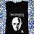 Camisa de Michel Foucault Preta - Imagem 2