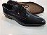 Sapato couro social Victor mancini - solado em couro - Imagem 1