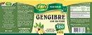 Gengibre com Chá Verde 400mg 120 Comprimidos - Unilife - Imagem 2