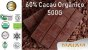 Chocolate Orgânico 60% Cacau 500g - Amma Chocolate - Imagem 1