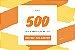 Rifa - 500 Reais em compras - Imagem 1