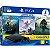 Console PlayStation 4 1tb + 3 jogos preto - Imagem 3