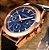 OUKESHI Relógio Marca Top De Luxo Alta Qualidade - Imagem 1